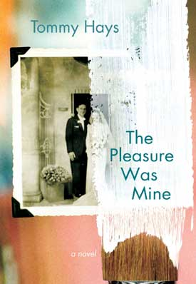 cover of novel, The Pleasure Was Mine