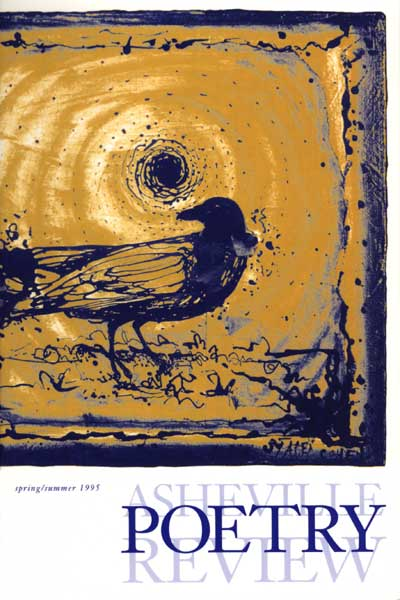 Asheville Poetry Review cover